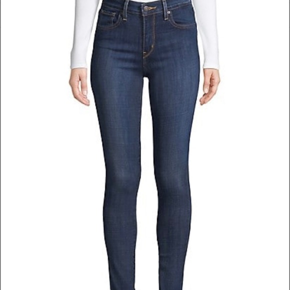 721 high rise skinny Levi's jeans  size 25